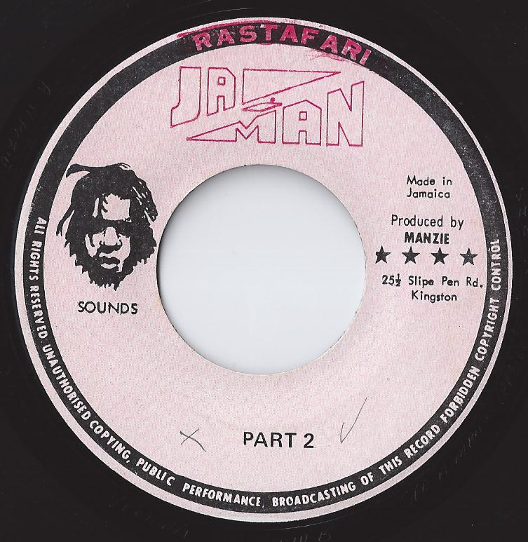 Neville Tate - See A Man's Face Part 2 Version (Heavyweight JaMan) (CRUCIAL CUTS)